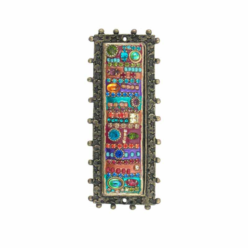 Mezuzah in Multi-Bright