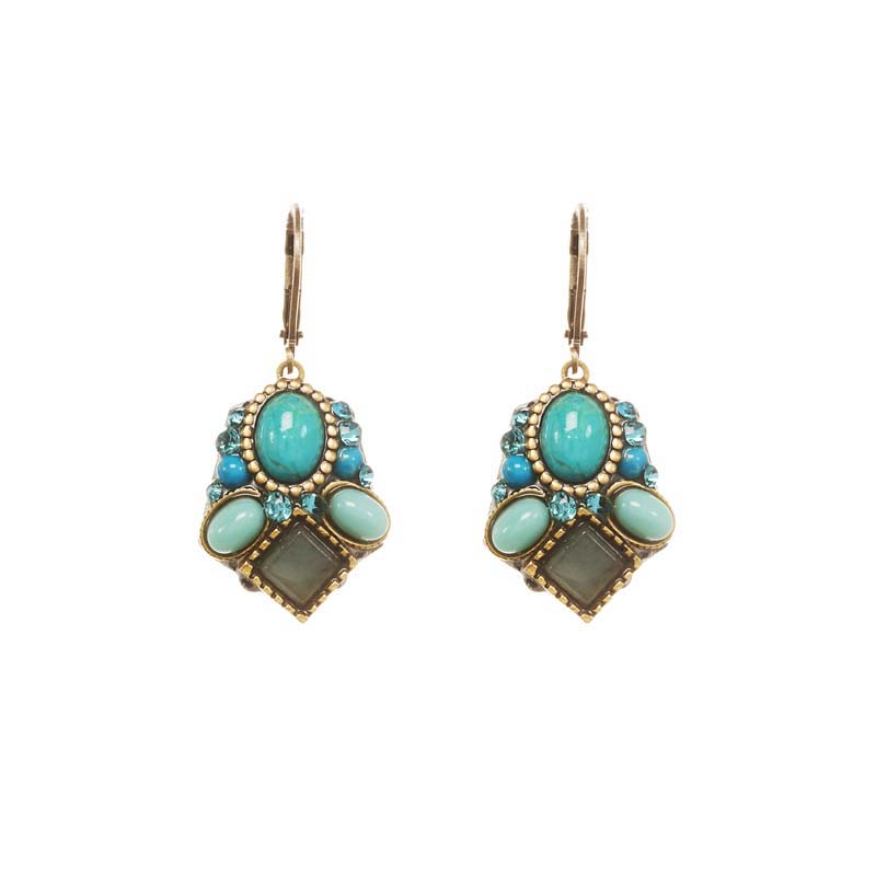 Nile Drop Earrings