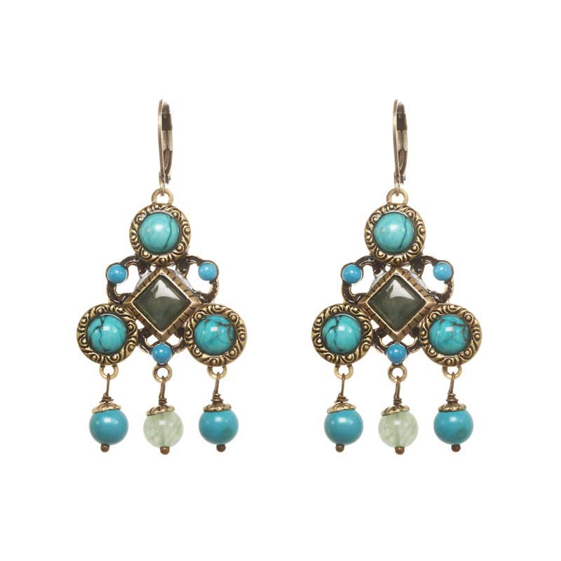 Nile Chandelier II Earrings