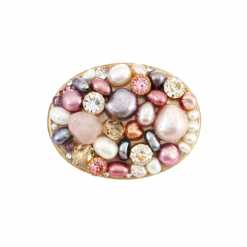 Constellation Oval Pin