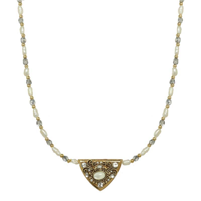 Elegante Triangle Necklace
