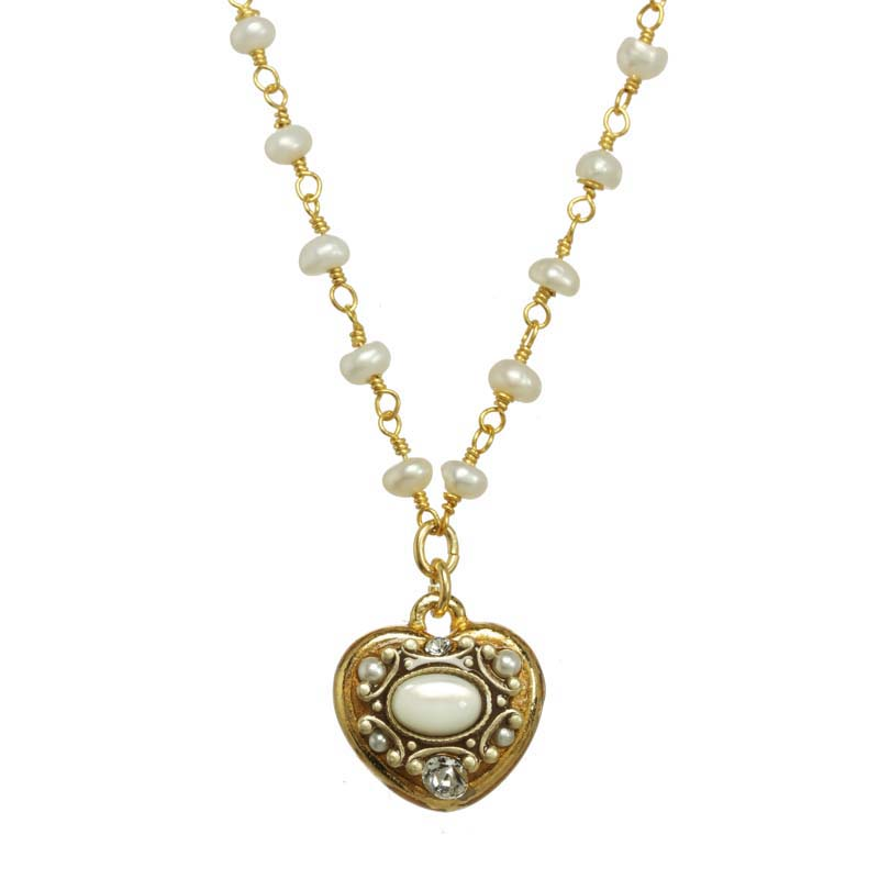 Elegante Heart Necklace