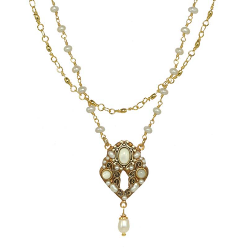 Elegante Diamond Necklace
