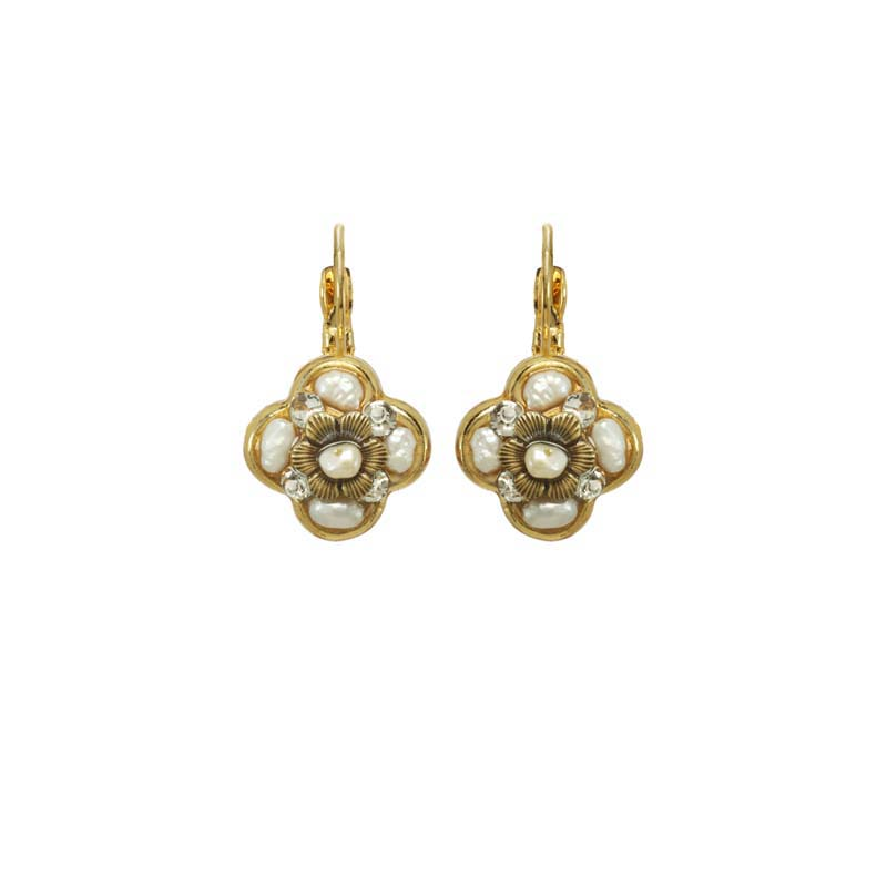 Elegante Clover Earrings