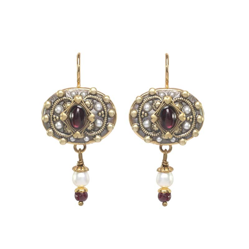 Victorian Ornate Earring