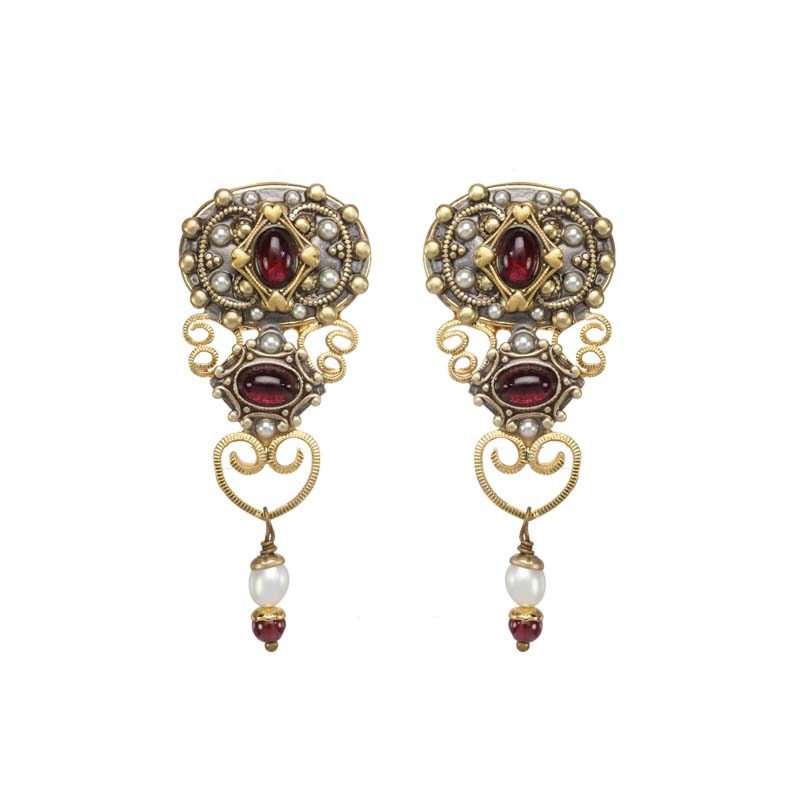 Victorian Vintage Earrings
