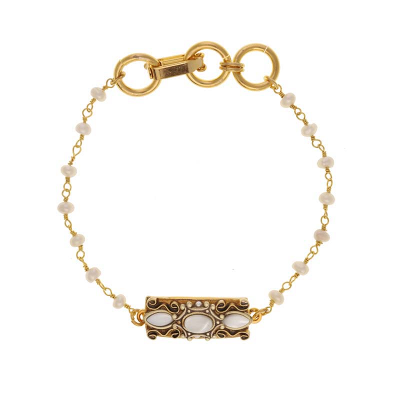 Elegante Rectangle Bracelet