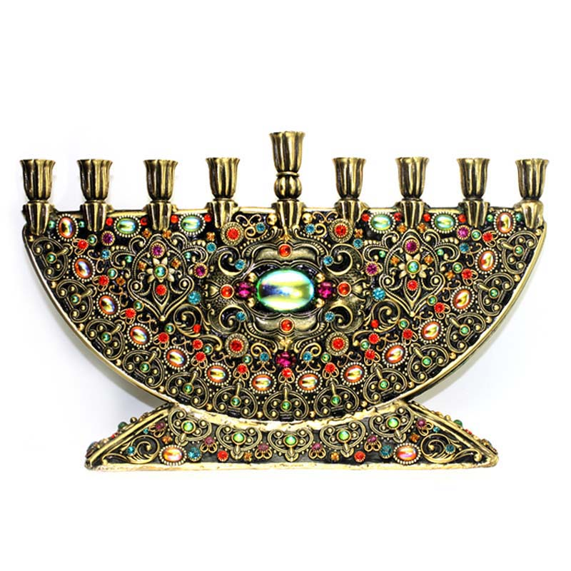 Bright Menorah