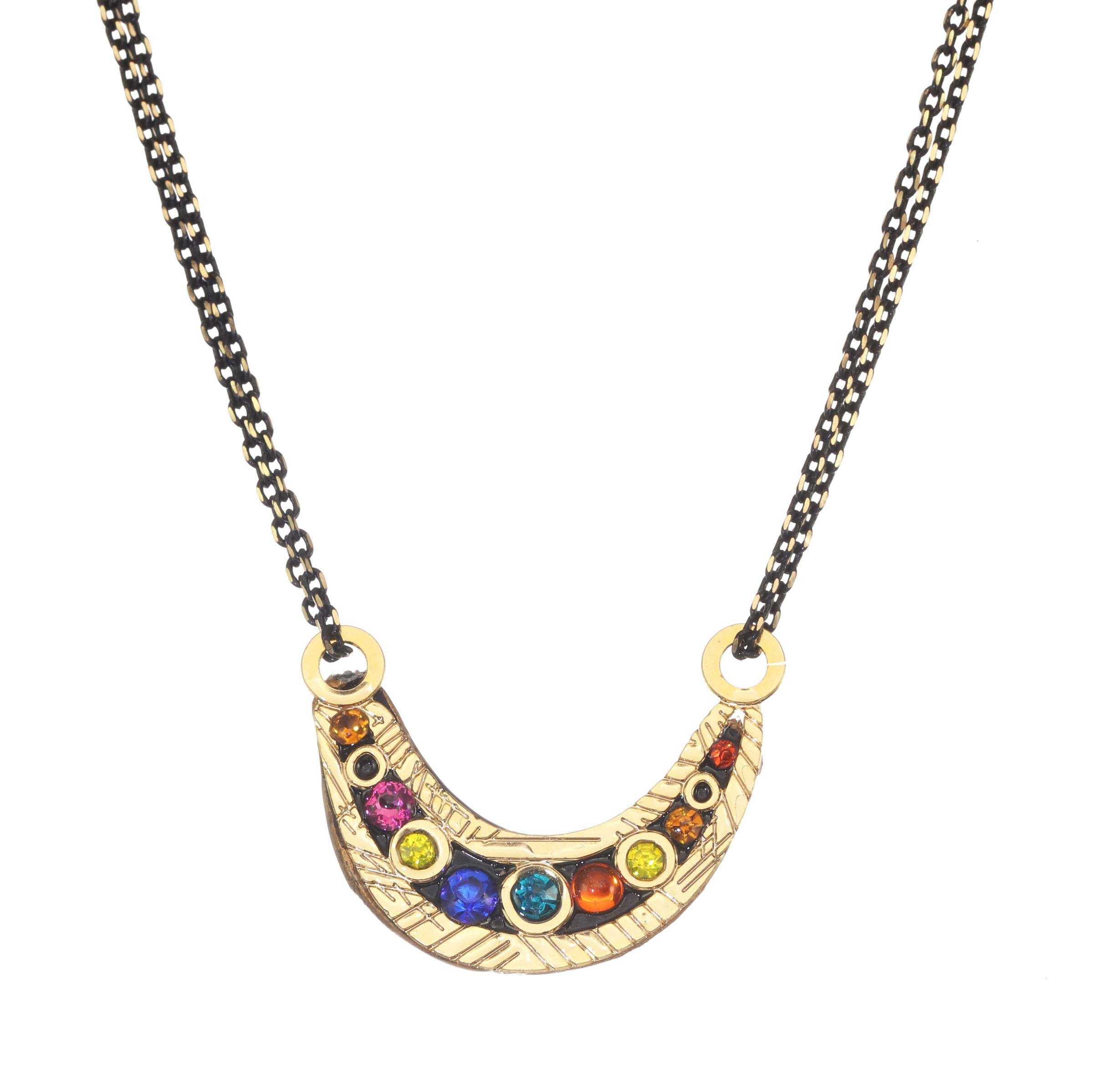 Cosmic Eclipse Necklace