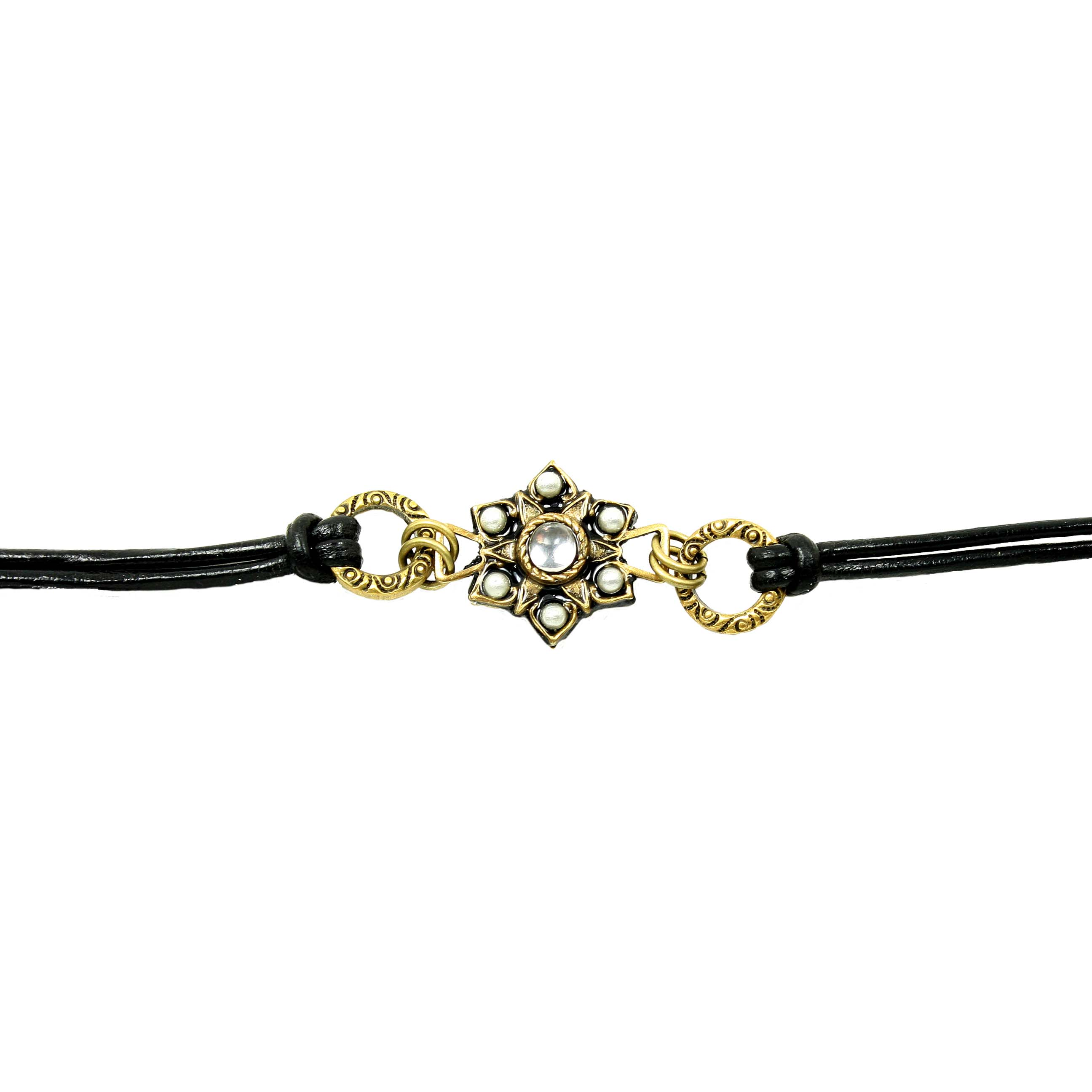 Art Deco Star Bracelet