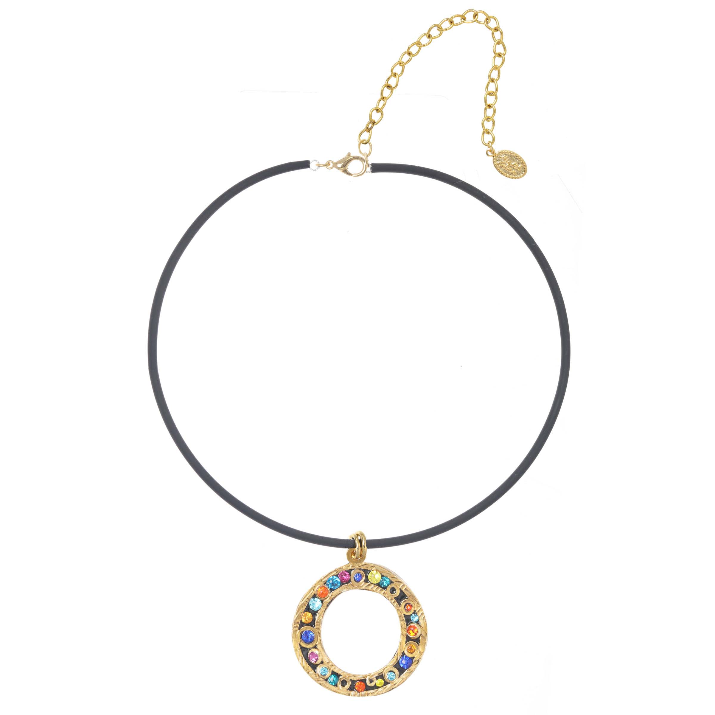 Cosmic Rising Sun Necklace
