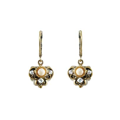 Riverstone Tiny Earrings