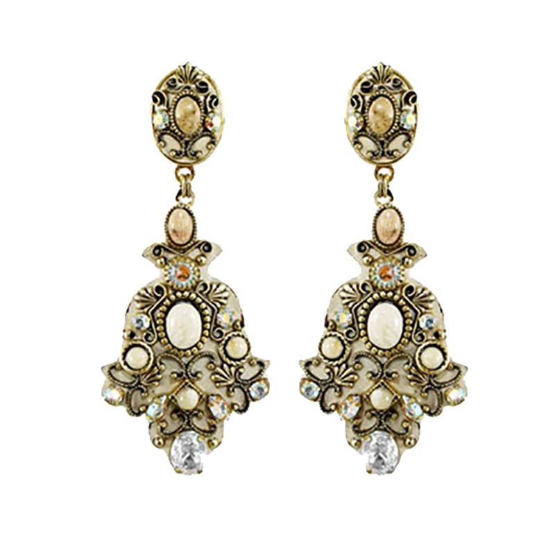 Riverstone Statement Earrings