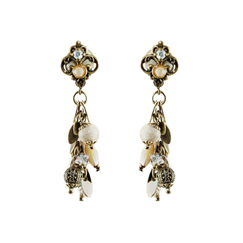 Riverstone Charm Earrings