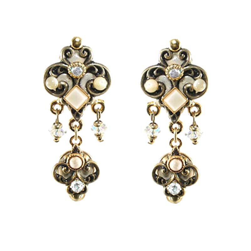 Riverstone Abstract Earrings