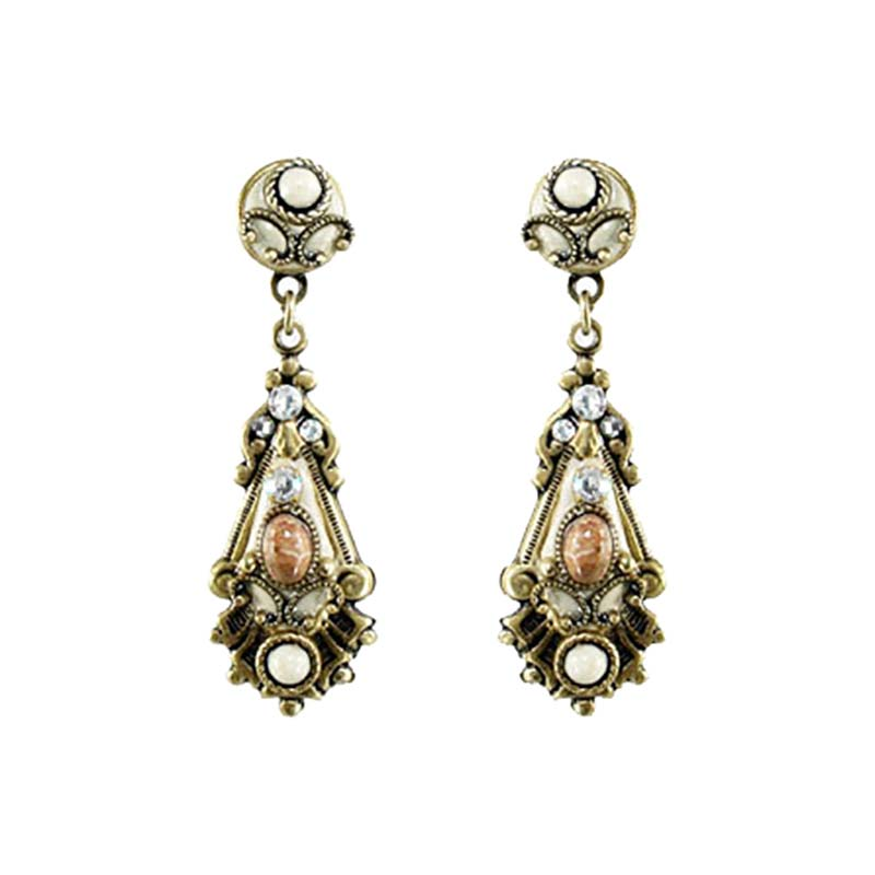 Riverstone Long Earrings