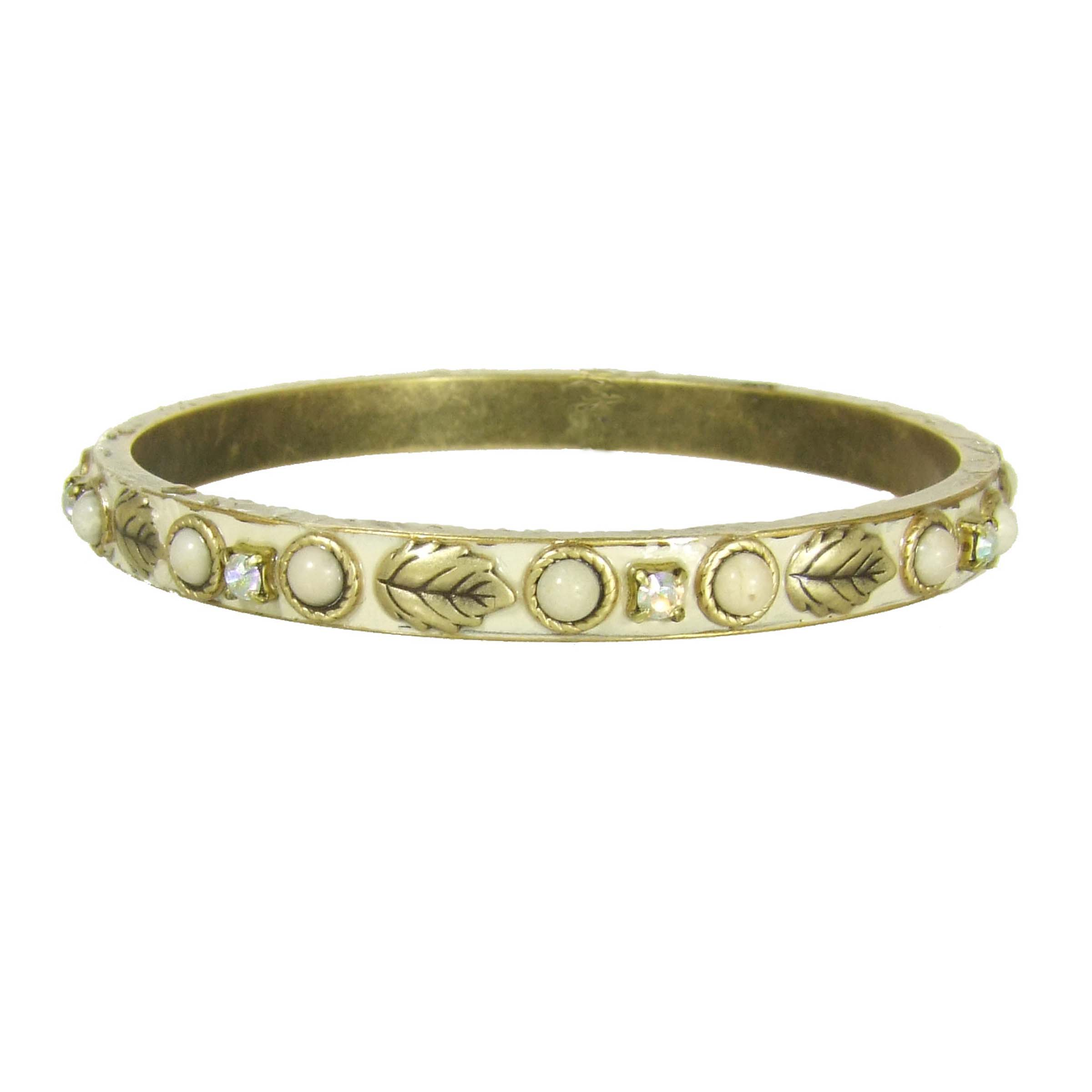 Riverstone Thin Bangle