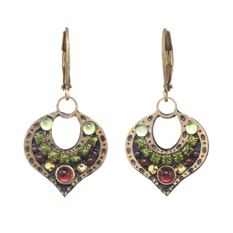 Enchanted Petal Earrings