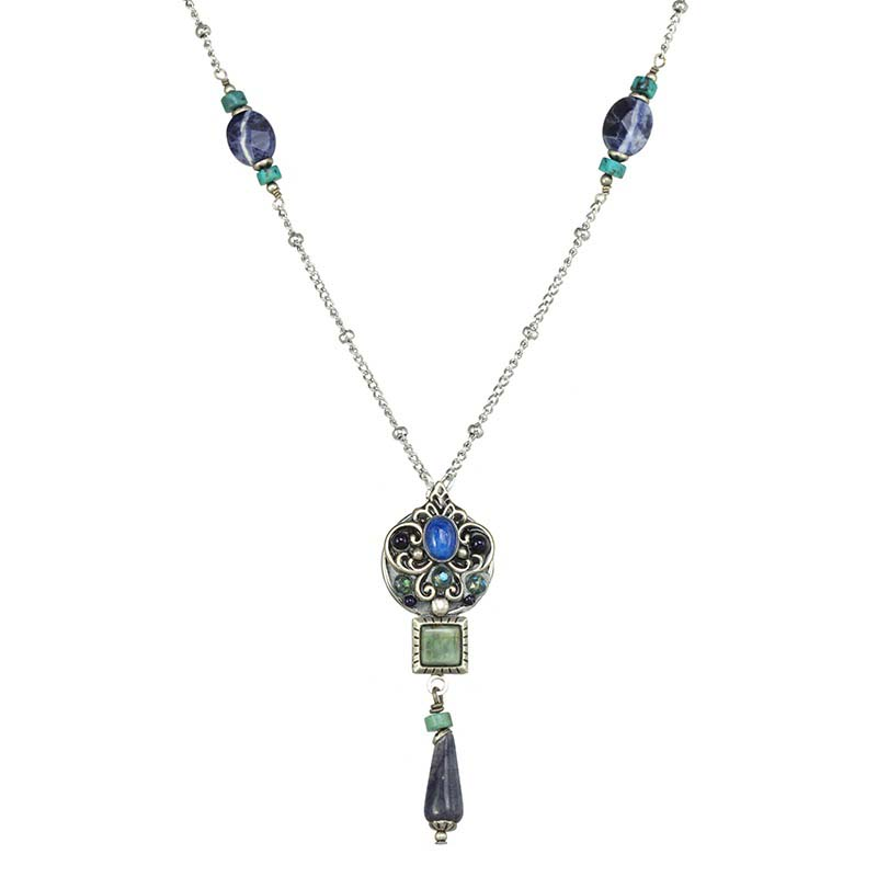 Lake Como Dangling Necklace