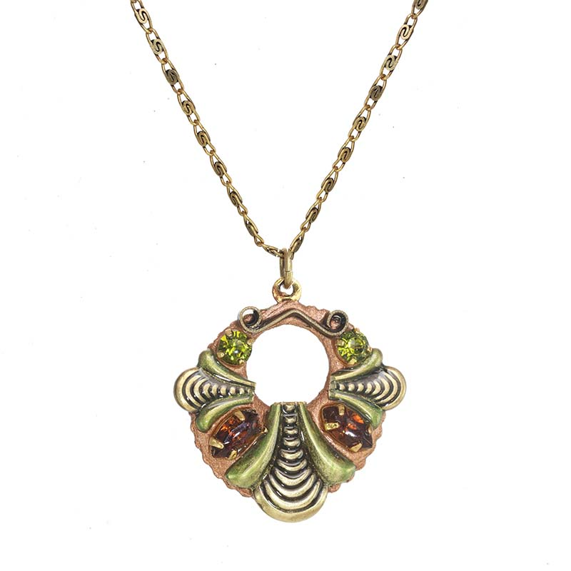 Arcadia Open Circle Necklace