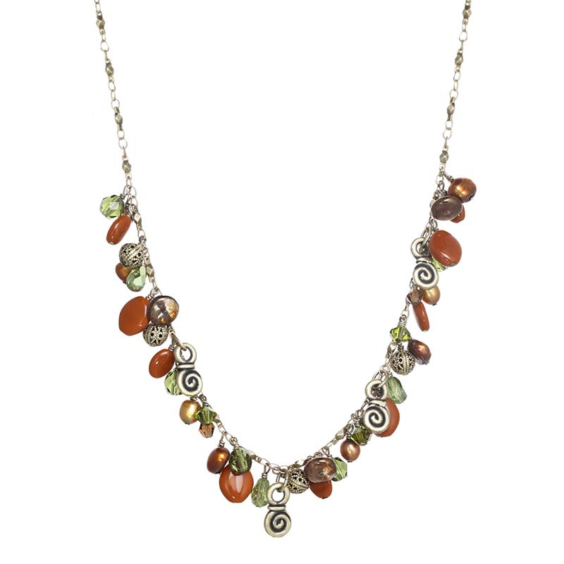 Arcadia Charm Necklace