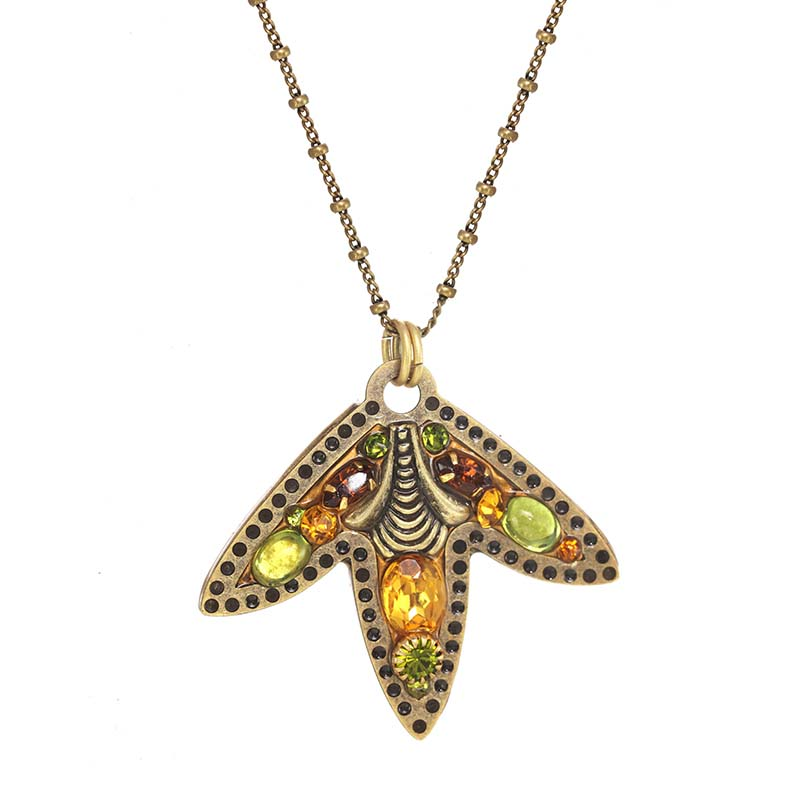 Arcadia Leaf Necklace