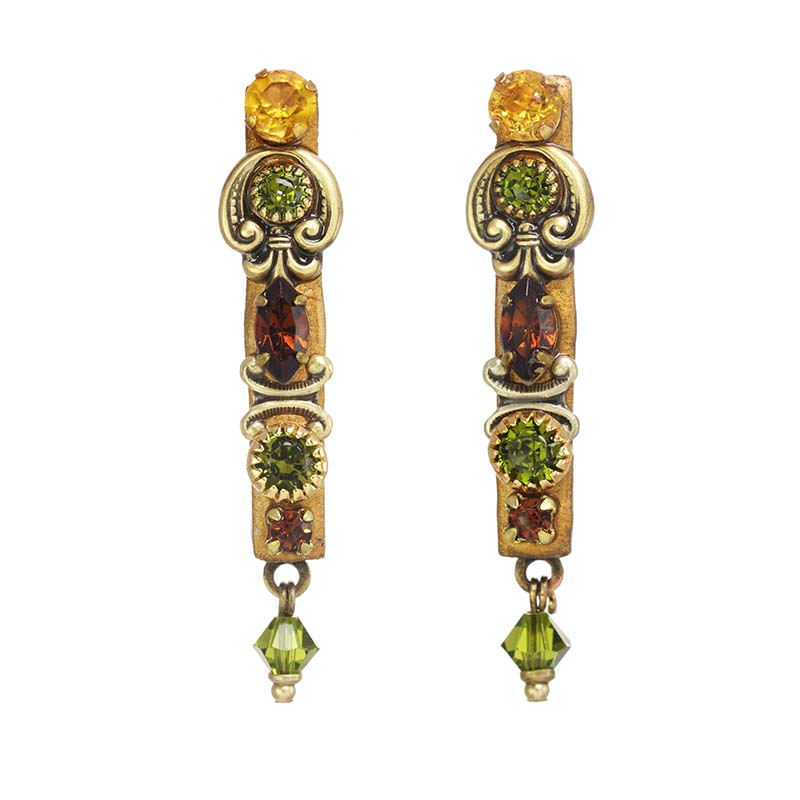 Arcadia Bar Earrings