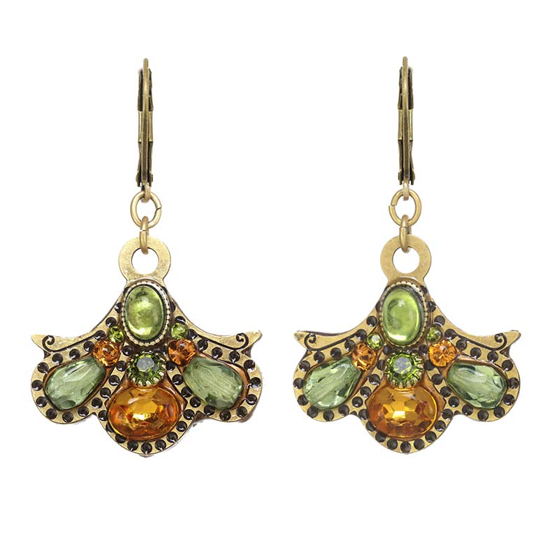 Arcadia Petal Earrings II
