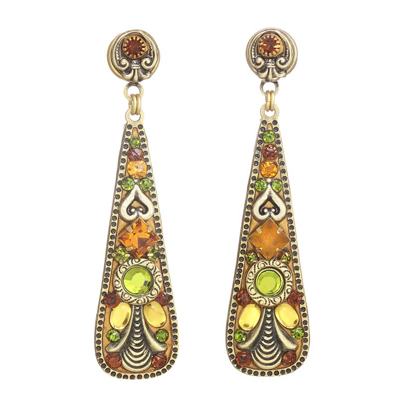 Arcadia Drop Earrings