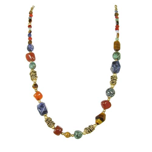 Durango Beaded Necklace