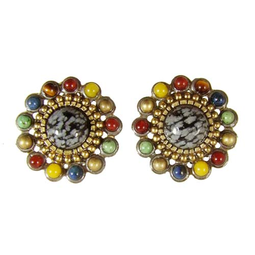 Durango Flower Earrings