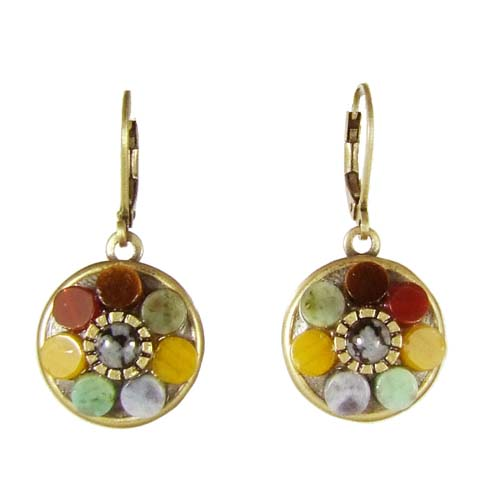 Durango Circle Earrings