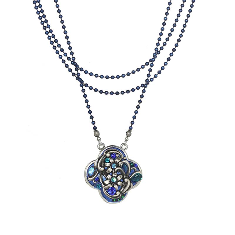 Cerulean Statement Necklace