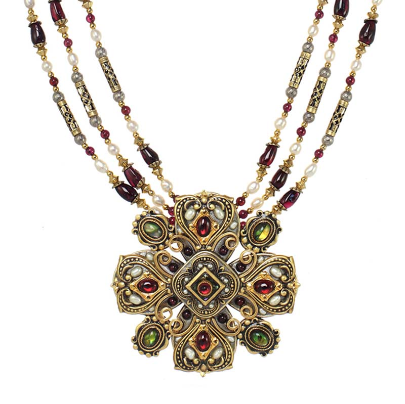Victorian Statement Necklace