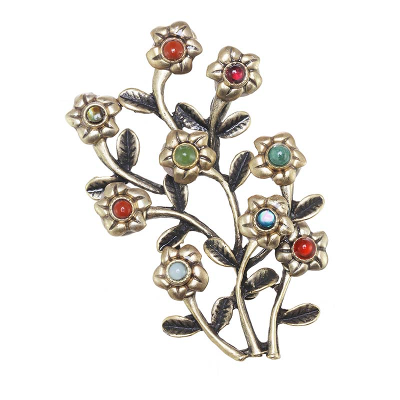 Flowing Tree of Life Pin