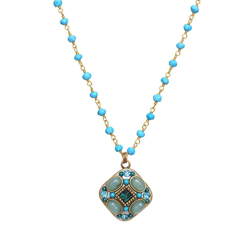 Nile Small Diamond Necklace