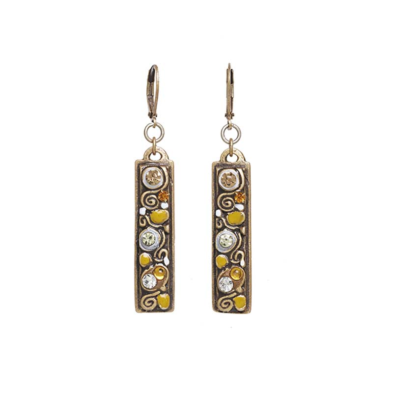 Champagne Bar Earrings