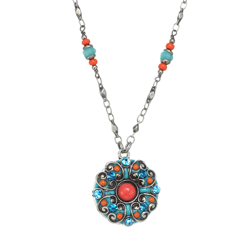 Aruba Flower Necklace