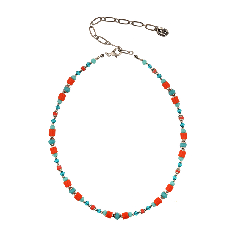 Aruba Beaded Necklace