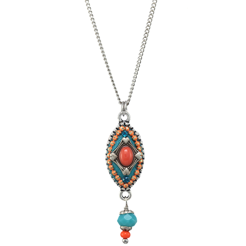 Aruba Drop Necklace