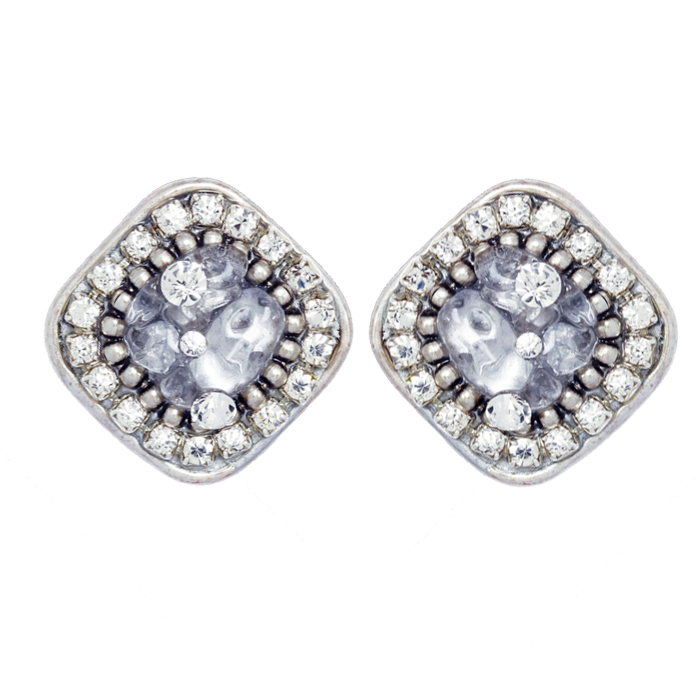 Icy Dreams Diamond Earrings