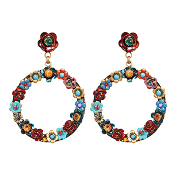 Eden Hoop Earrings