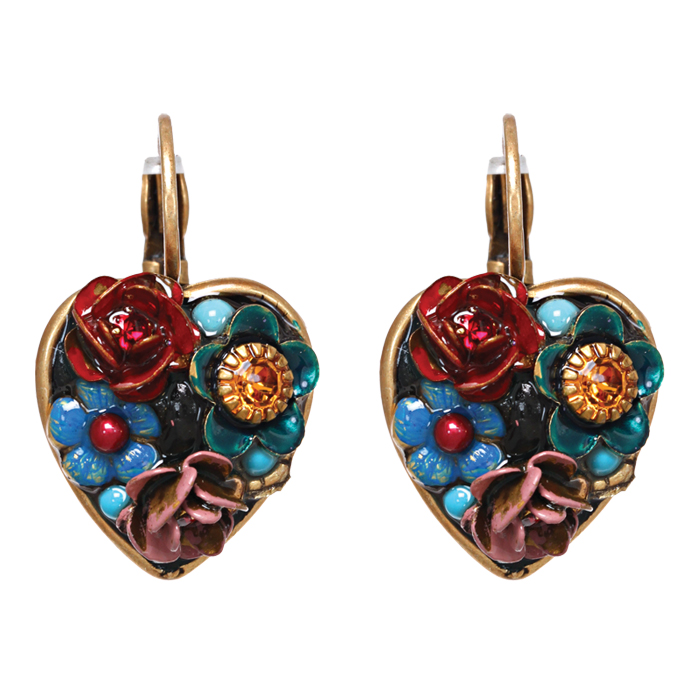 Eden Heart Earrings