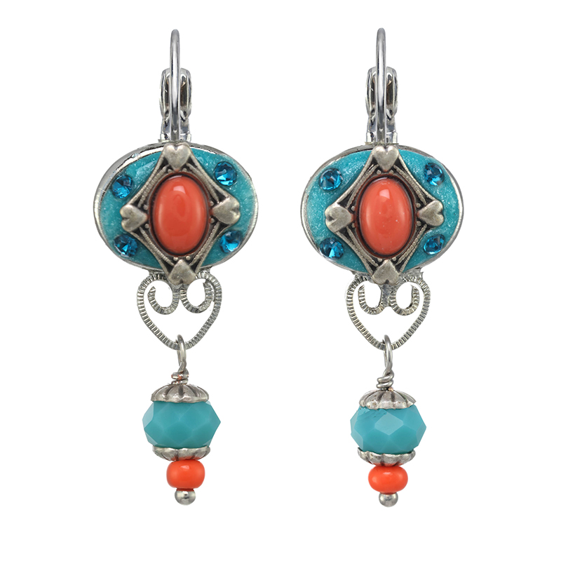 Aruba Dangling Earrings