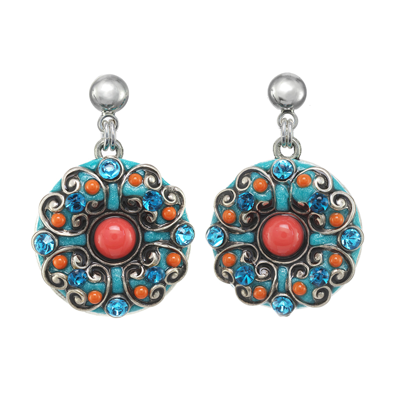 Aruba Flower Earrings