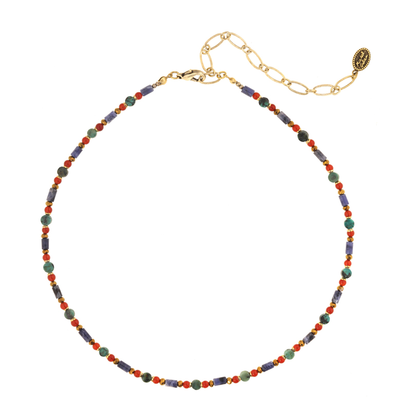 Harvest Moon Choker Necklace